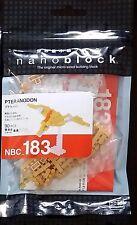 Pteranodon Nanoblock Miniature Building Blocks New Sealed NBC183