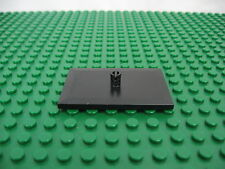 LEGO Black Train Bogie Plate 4x6 with Pin 4512 4535 4561 #4092 4025