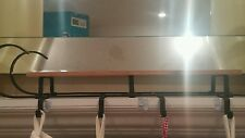 Pottery Barn MANTLE SLEIGH STOCKING HOLDER Christmas Tobaggan New with tag