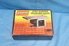 """Acme Step Bumper 2"""" Receiver Hitch For Flat Solid Plate Bumpers 88303"""