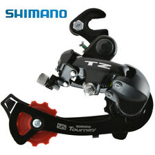 SHIMANO Tourney RD-TZ50 Bike Rear Derailleur 6/7-speed Hanger Mount