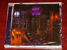 Denial Of God: Death And The Beyond CD 2012 Hells Headbangers USA HELLS 086 NEW