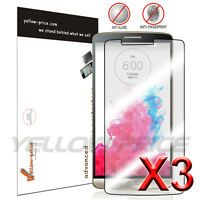 3Packs Matte/Anti-Glare Screen Protector Ultra Clear Film Guard Shield For LG G3
