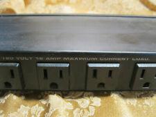 Juice Goose JG Junior Power distribution center 1800 watts 6 OutletsRack Mount