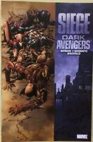 DARK AVENGERS Siege (2011) Marvel Comics TPB FINE