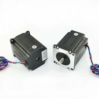 NEMA23 Single Shaft 3A/283oz-in Stepper Motor ( 23HS30 )