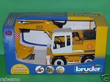 Bruder 02426 Liebherr Schaufelbagger Blitzversand per DHL-Paket