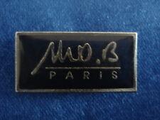 PINS MODE MO B PARIS