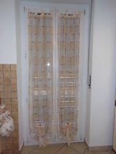 Tende e tendaggi per la cucina ebay - Tende da cucina porta finestra ...