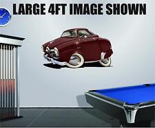 DB 1950 Studebaker Champ Wall Decal Graphic Vinyl Cartoon Car Classic Truck 2ft