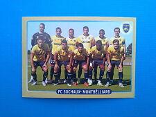 Panini Foot 2015-16 n.516 Team Sochaux-Montbelliard