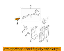 NISSAN OEM Ignition-Spark Plug 224015M015