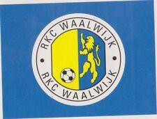 Plus 2006/2007 Panini Like sticker #177 logo RKC Waalwijk