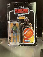 Star Wars Retro Collection Boba Fett Toy Action Figure 3.75 Hasbro