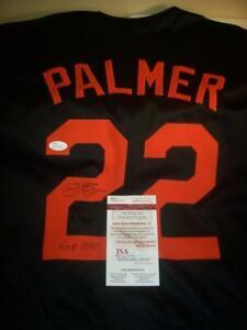 Jim Palmer Baltimore Orioles JSA Autographed Jersey