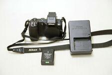NIKON V2  -  1-series Systemkamera  -  black schwarz