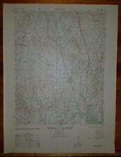 1940's Army topo map Robards Kentucky -Sheet 3459 II NE