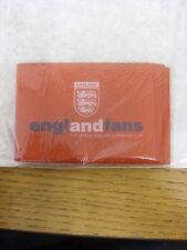 circa 2002 England: Englandfans Official Supporters Club - Membership Card Holde