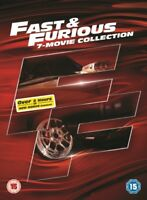 Fast & Furious 1 A 7 Film Collection DVD Nuovo DVD (8310913)