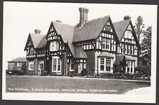 Postcard Hampton in Arden near Solihull view of The Riddings Midland Hospital RP