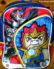 By LEGO  Legends Of Chima Full Size Backpack Multi-Color NWT