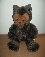 Build A Bear Disney Beauty and the Beast plush animal doll BAB