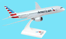 American Airlines B787-8 Plastic Aircraft Model 1/200 Scale
