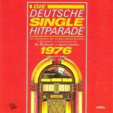 Deutsche Single Hitparade 1976:Peter Alexander, Nico Haak, Frank Farian, .. [CD]