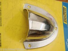 CLAM SHELL VENT PERKO 16101 CHROMED BRASS VENTILATOR CABLE WIRING BOATINGMALL
