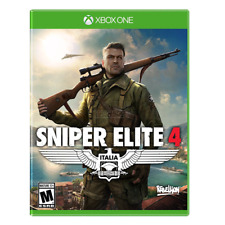 SNIPER ELITE 4 - XBOX ONE BRAND NEW FREE DELIVERY