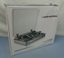 New listing Nib Audio-Technica Fully Automatic Belt-Drive Stereo Turntable At-Lp60