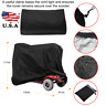 Mobility Scooter Storage Cover Wheelchair Rain Waterproof Protection 170CM US