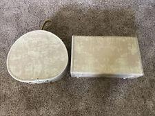 Samsonite Luggage Style 4520 & 4521 Marble Tan Set!