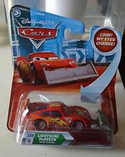 Disney Pixar Cars Lightning McQueen W/ Shovel #123 NEW