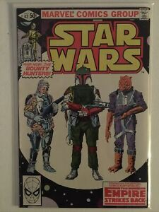 Star Wars 1977 #42 VF/NM 9.0 Or Better, 1st Appearance Of Boba Fett Key Issue