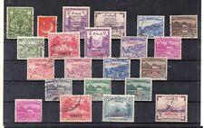 Pakistan Valores del año 1951-62 (DM-621)