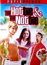 The Hottie & The Nottie (New Sealed DVD 2008) Paris Hilton *Free Shipping!