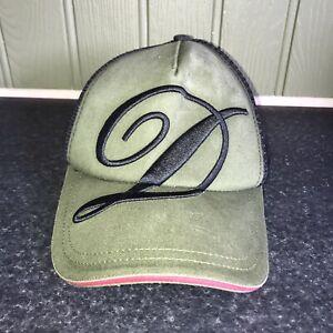 Diem Course Carp Fishing Adjustable Embroidered Green & Black Baseball Cap