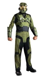 New HALO 3 Mens Adult Licensed Master Chief Costume, Size XL