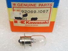 Kawasaki NOS NEW  92069-1067 Head Light Lamp Bulb 12v 25w KLF KLF110 Mojave 1987