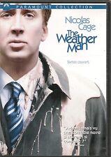 DVD ZONE 2--THE WEATHER MAN--CAGE/CAINE/DAVIS/VERBINSKI
