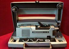 Vintage KODAK Instamatic 8mm Movie Projector M85 For repair or Parts motor works