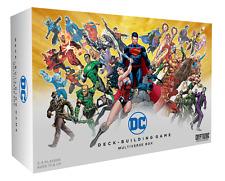 DC Comics Deck Building Game: PRESALE Multiverse Box expansion cryptozoic New