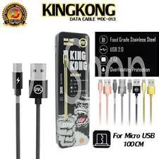 Metall Ladekabel Datenkabel, Micro USB Kabel 1m