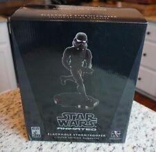 Blackhole Stormtrooper STAR WARS Gentle Giant Animated Maquette /1000