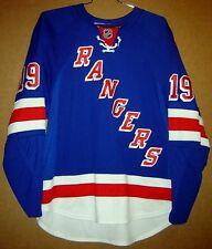 NEW YORK RANGERS SCOTT GOMEZ Blue #19 NHL Hockey AUTHENTIC Size 56 JERSEY