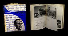 [ARCHITECTURE BAUHAUS] GIEDION - Walter Gropius, l'homme et l'oeuvre.