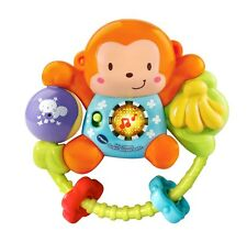 VTech Little Friendlies Singing Monkey Rattle