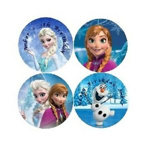 108 Disney Frozen Hershey Kiss Labels Stickers Personalized ANY VARIETY OK
