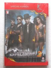 Dhoom-3 Aamir Khan Katrina 2 DVD Hindi movie bollywood India
